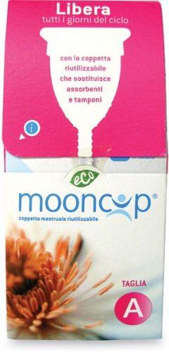Coppetta mestruale misura a - grande 31 BIO  (6 pezzi)