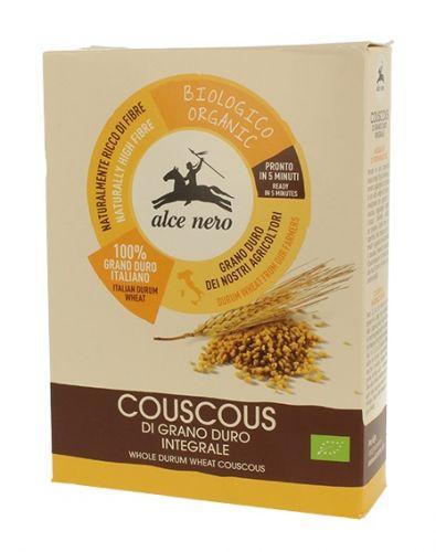 Cous Cous di grano duro integrale 500 g BIO