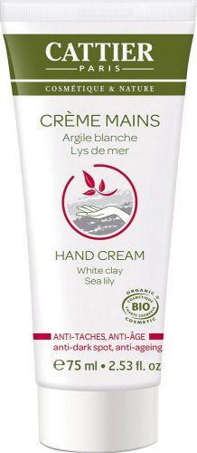 Crème mains anti tache - crema mani antimacchie e anti-age 80 g BIO  (6 pezzi)