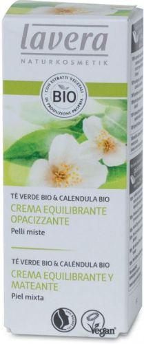 Crema equilibrante opacizzante - te verde 50 ml BIO  (6 pezzi)