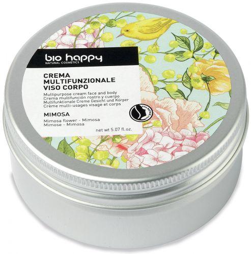 Crema multifunzionale mimosa 150 ml BIO  (6 pezzi)