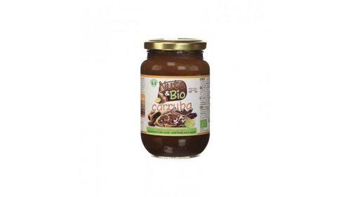 """Crema spalmabile """"Nuts and Bio"""" alla carruba 400 g BIO"""
