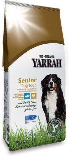 Crocchette per cani senior 2 kg BIO  (min. acquisto 6 pezzi)