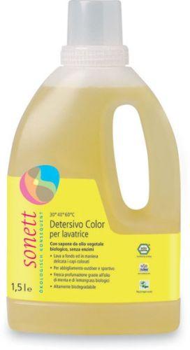 Detersivo liquido capi colorati per lavatrice 1.5 L BIO  (min. acquisto 6 pezzi)