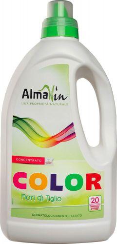 Detersivo liquido concentrato per capi colorati (20 lavaggi) 1.5 kg BIO  (6 pezzi)