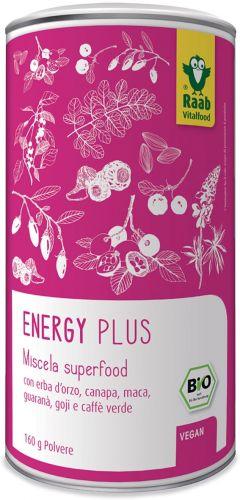 Energy plus - superfood 160 g BIO  (6 pezzi)