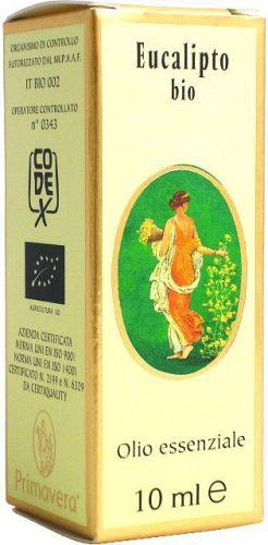 Eucalipto (olio essenziale) 10ml BIO