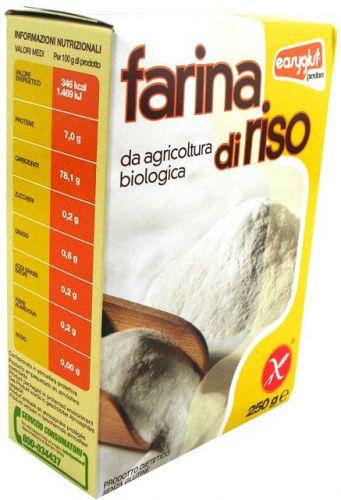 Farina di Riso 250g BIO senza glutine
