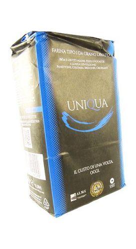 Farina tipo 1 Uniqua Blu 1Kg