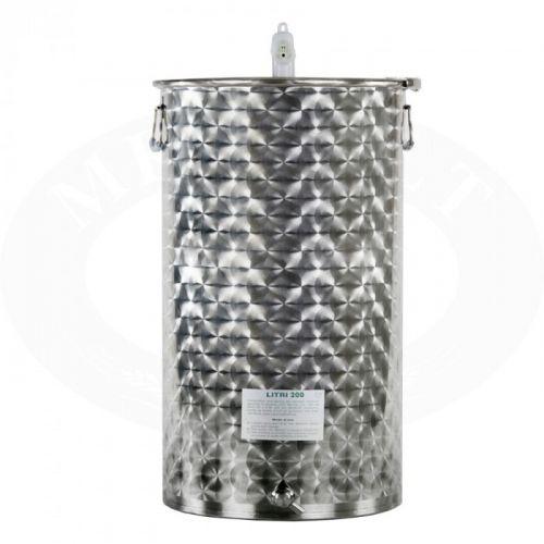 Fermentatore Inox 200 Litri
