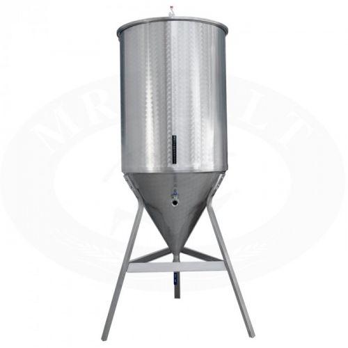 Fermentatore Inox Conico Lt 320