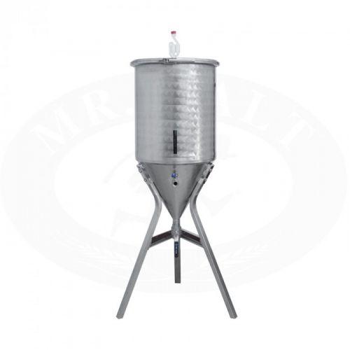 Fermentatore Inox Conico Lt 55