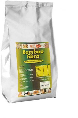 Fibra di Bamboo 500 g
