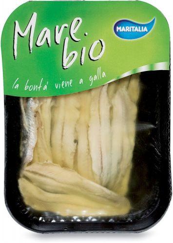 Filetti di alici marinate 200 g (6 pezzi)