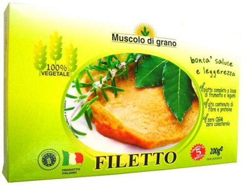 Filetto Muscolo di Grano (100g x 2) 200g BIO