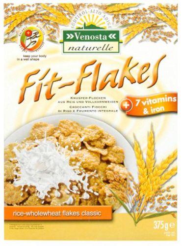 Fit Flakes Frumento e Riso 375g