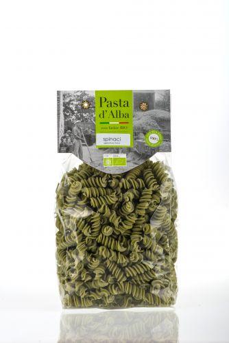 Fusilli di Riso agli Spinaci 250g BIO senza glutine