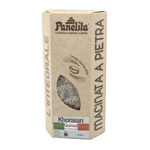 Fusilli Khorasan Con Quinoa Italiana 250G (min. acquisto 10 pezzi)