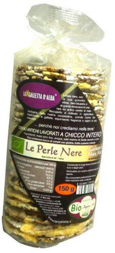 Gallette di mais Ottofile Nero (le perle nere) 150g BIO