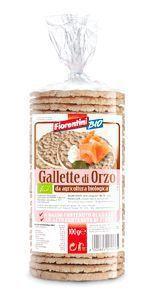 Gallette di Orzo 100g BIO