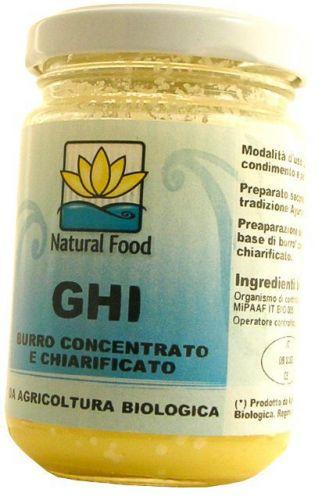 Ghi - Burro Concentrato 100g BIO