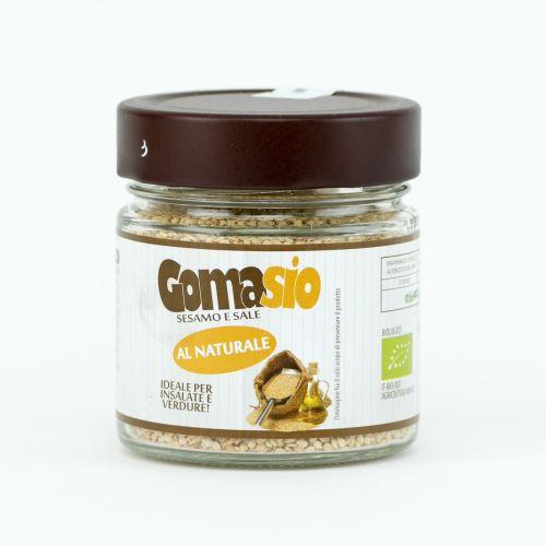 Gomasio Al Naturale 120 g (min. acquisto 10 pezzi)