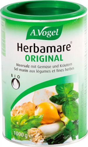 Herbamare - sale alle erbe 1 kg BIO  (6 pezzi)