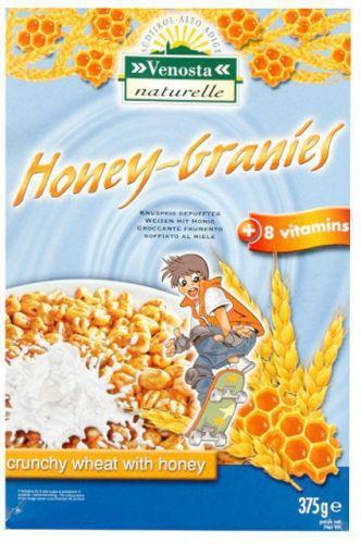 Muesli Honey Granies con Vitamine 375g