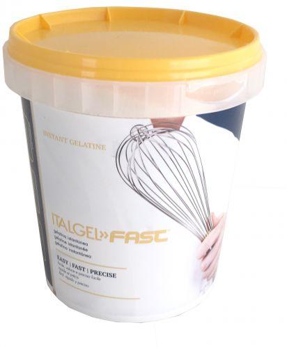 Gelatina animale in polvere ItalGelFast 500 g