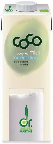Latte di cocco 1 L BIO  (min. acquisto 10 pezzi)