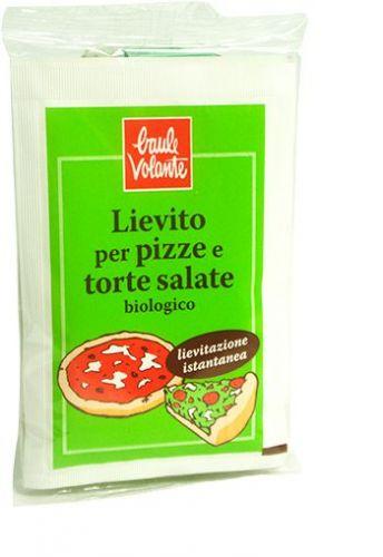 Lievito per Pizze e Torte Salate (3 buste da 18g) BIO senza glutine
