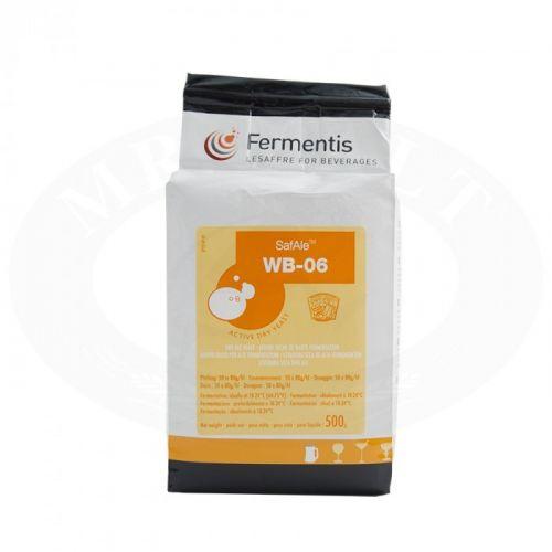 Lievito Secco Fermentis Safale™ Wb-06 G 500