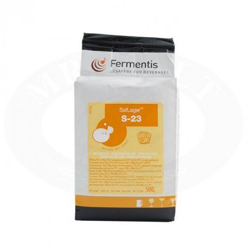 Lievito Secco Fermentis Saflager S-23 G 500