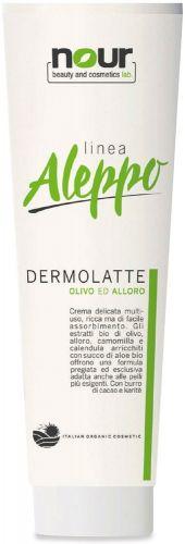 Linea aleppo - dermolatte con olivo e alloro 200 ml BIO  (6 pezzi)
