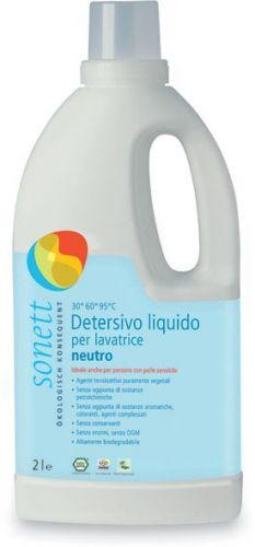 Linea neutra - detersivo liquido 2 L BIO  (6 pezzi)