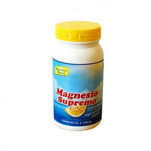 Magnesio supremo al limone 150g senza glutine