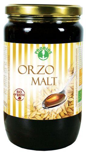 """Malto d'orzo confezione grande """"Orzo Malt"""" 900 g BIO"""
