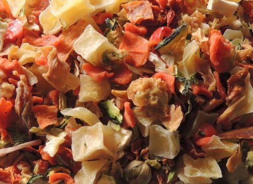 Minestrone di verdure sacchetto g.70