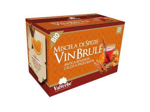 Miscela di Spezie Vin Brulé (20 filtri) 30g BIO