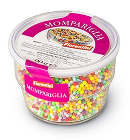 Mompariglia - Palline colorante per decori 90g