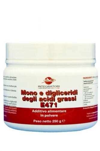 Mono e Digliceridi degli acidi grassi 250g
