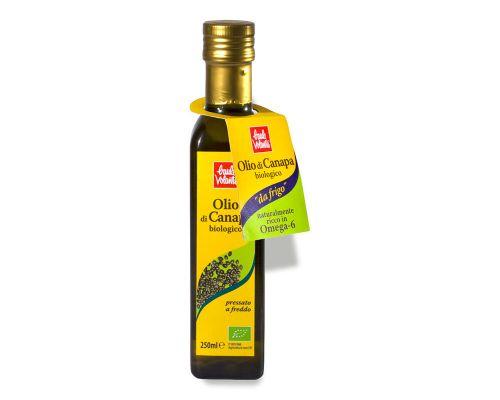 Olio di canapa pressato a freddo 250 ml BIO
