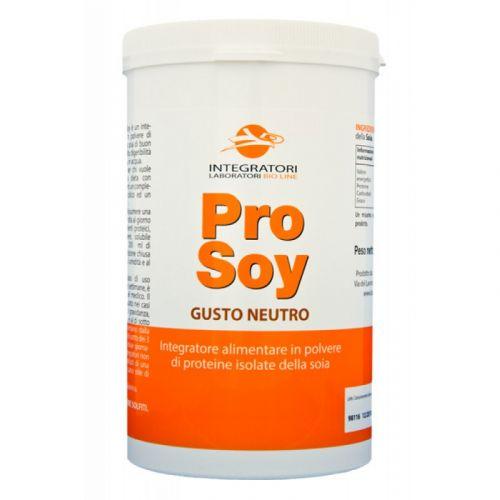 Proteine vegetali di Soia neutre 700g