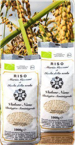 Riso Vialone Nano (semintegrale) 1Kg BIO