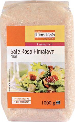 Sale rosa dell'Himalaya fino Il FIor di Loto1 kg