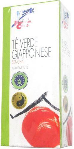 Sencha in Bustine (Tè Verde Giapponese) 42g BIO