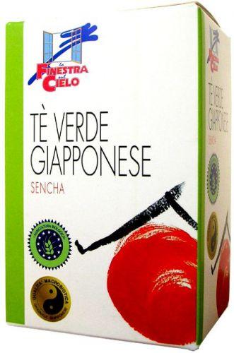 Sencha (Tè Verde Giapponese) 70g BIO