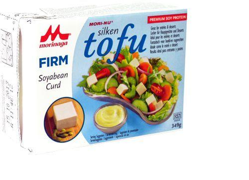 Silken tofu firm (tofu compatto) 340g