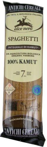 Spaghetti di grano khorasan KAMUT® Integrali 500 g BIO - Alce Nero