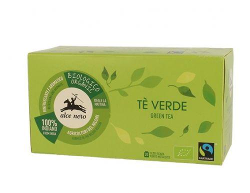 Tè verde equo-solidale Agricoltori del Nilgiri 35g BIO